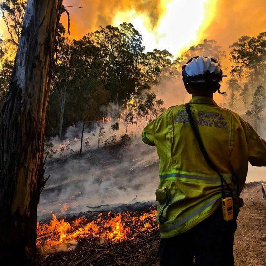help volunteer fire services